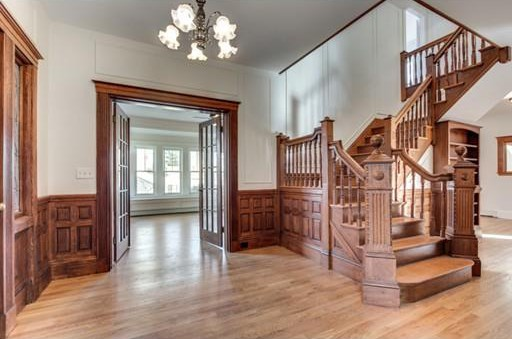 grand foyer and staircase