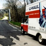 photo of uhaul truck by kai schreiber