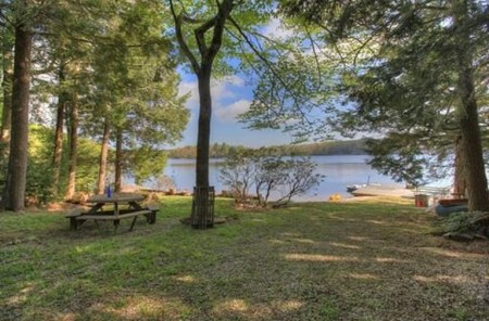 berkshires lake house for sale