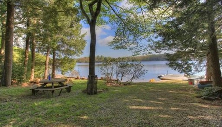berkshires lake house for sale