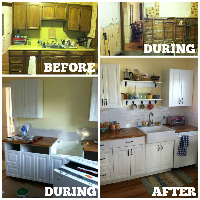 Diy Kitchen Cabinets Ikea Vs Home Depot House And Hammer Rh Houseandhammer Com Do It Yourself Cabinet Door Replacement