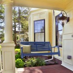 porch swing in newburyport