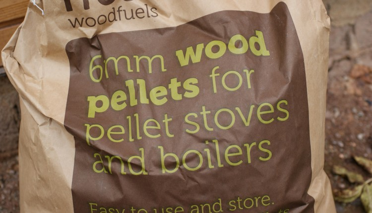 mass save rebates for energy savings - wood pellets - photo by andrew writer https://www.flickr.com/photos/dragontomato/
