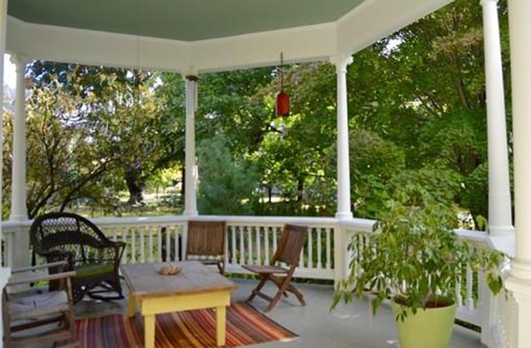 beautiful porch northampton real estate
