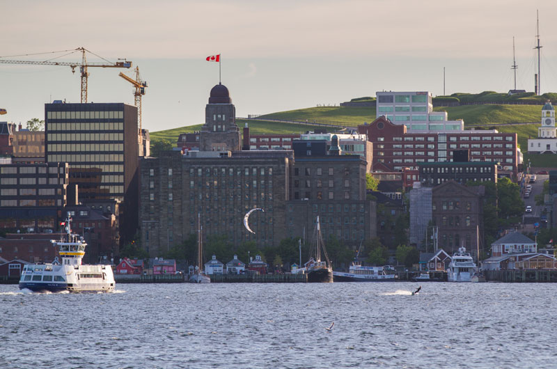 halifax harbour nova scotia