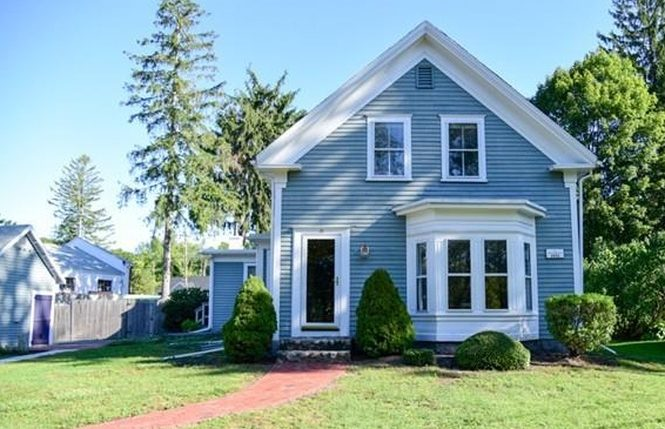 norwell antique home for sale