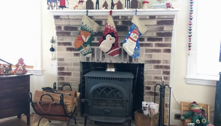 how to whitewash brick fireplace with limewash