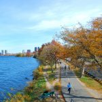 best commutes in boston charles river esplanade bike path